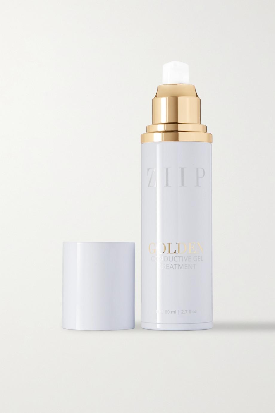 Ziip Beauty Golden Conductive Gel, 80 ml – Balsam