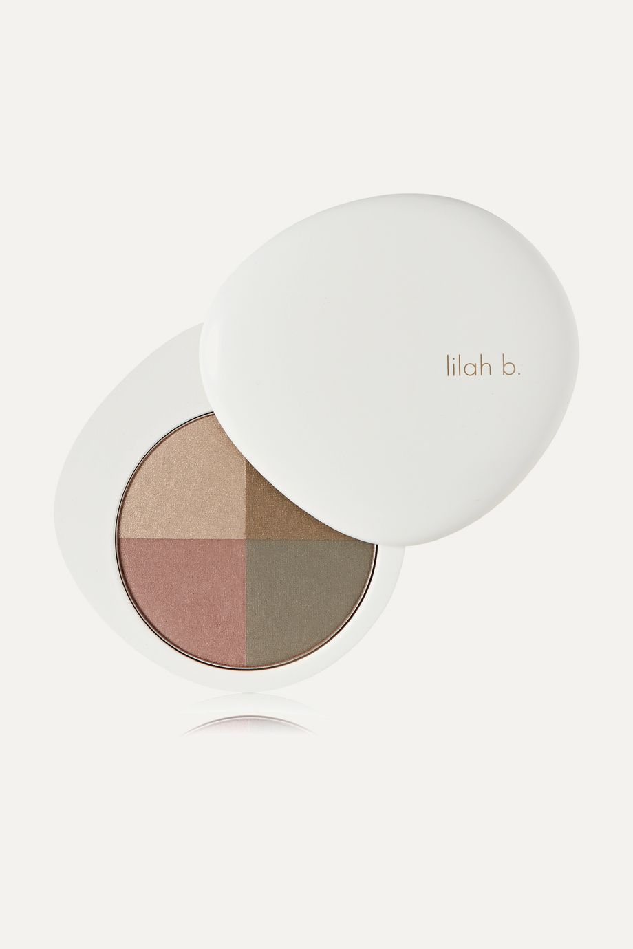 Lilah B. Palette Perfection Eye Quad - b.envied