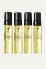 Vernon François Overnight Repair Treatment Oils, 4 x 4.7ml