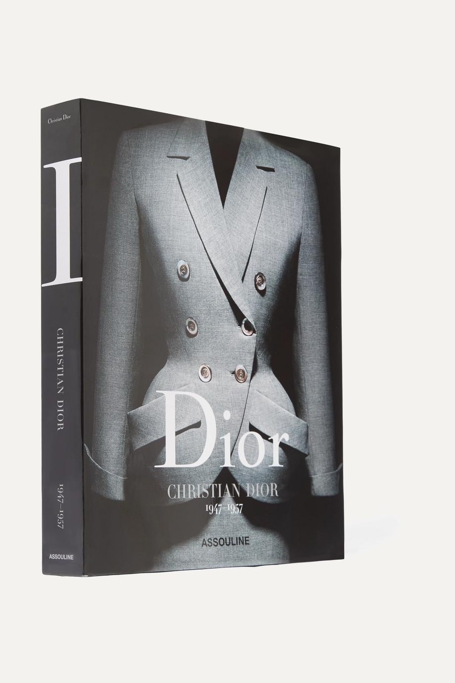 Assouline Dior: Christian Dior 1947-1957 by Olivier Saillard hardcover book