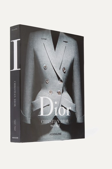 Assouline - Dior: Christian Dior 1947 - 1957 By Olivier Saillard Hardcover Book