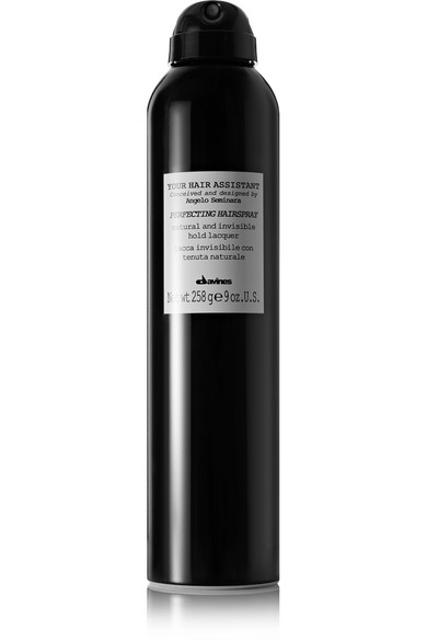 DAVINES Your Hair Assistant Perfecting Hairspray, 258G - Colorless
