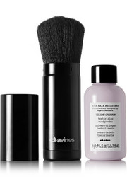 Davines Your Hair Assistant Volume Creator Powder and Brush Duo