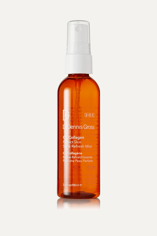 Dr. Dennis Gross Skincare C + Collagen Perfect Skin Set & Refresh Mist, 88ml