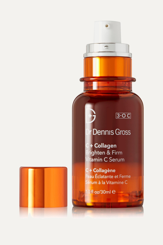 Dr. Dennis Gross Skincare C + Collagen Brighten & Firm Vitamin C Serum, 30ml