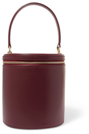 Staud Vitti leather tote