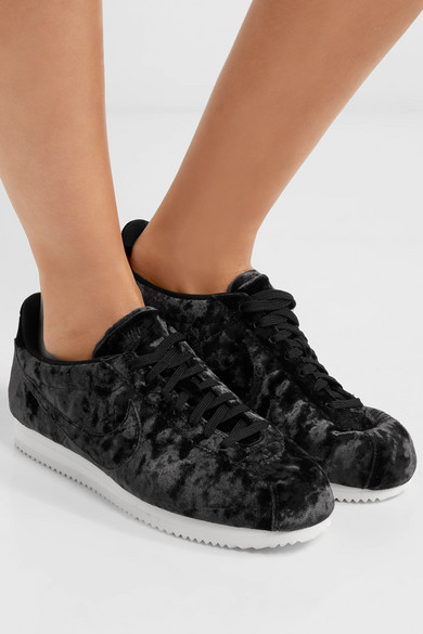 Sneakers Samt in Classic aus Knitteroptik Cortez rdWxQCBeEo