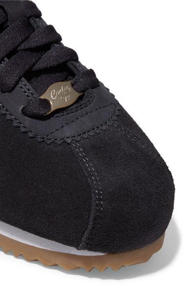 timeless design 680dd 8ff78 + A.L.C. Classic Cortez suede sneakers