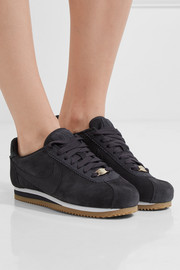 Nike + A.L.C. Classic Cortez suede sneakers