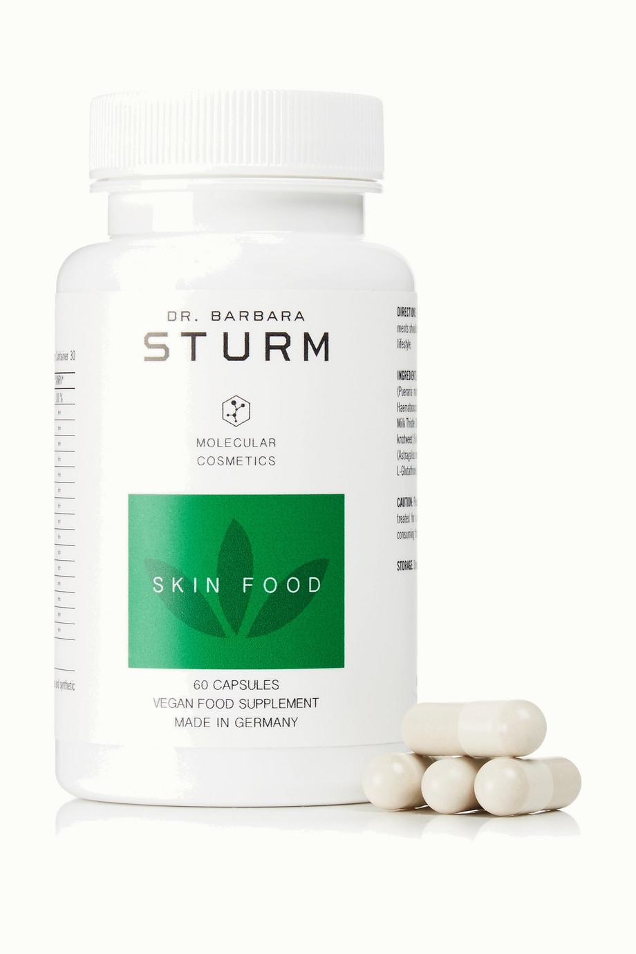 Dr. Barbara Sturm Complément alimentaire vegan Skin Food, 60 gélules