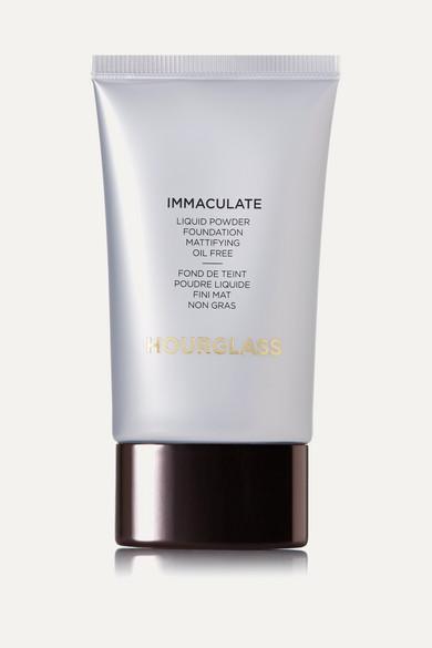 �ล�าร���หารู��า�สำหรั� hourglass immaculate liquid powder foundation mattifying oil free