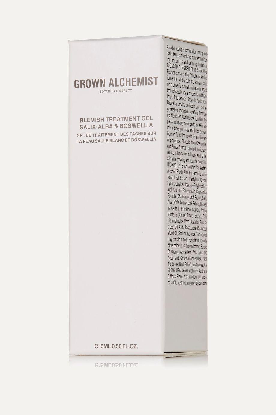 Grown Alchemist Blemish Treatment Gel, 15 ml – Gel gegen Hautunreinheiten