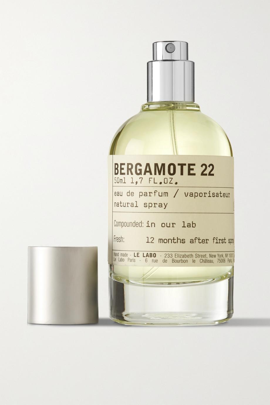 Le Labo Eau de Parfum - Bergamote 22, 50ml