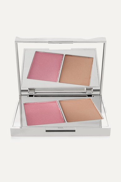 Book Of Sun: Chapter 2 Blush And Bronzer Palette - Pink
