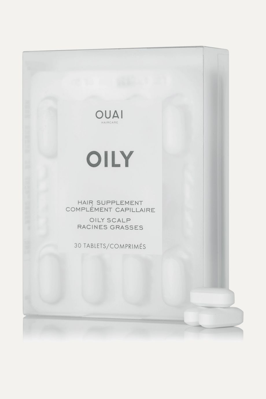 OUAI Haircare Oily Scalp Supplement (30 capsules)