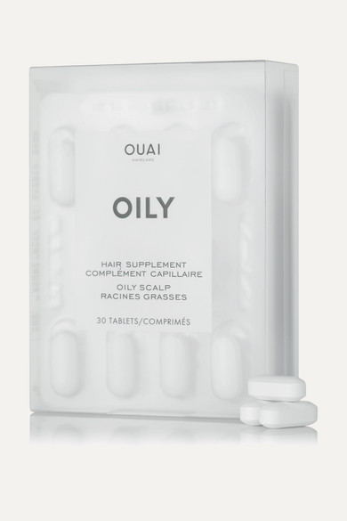 Hair Supplement For Oily Scalp 32 Softgel Capsules in Colorless