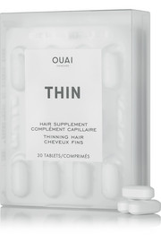 Ouai Haircare Thinning Hair Supplement (30 capsules)