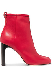 Ellis leather ankle boots