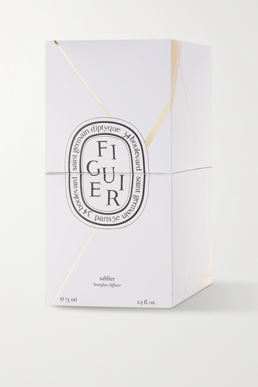 Diptyque Hourglass diffuser - Figuier, 75ml