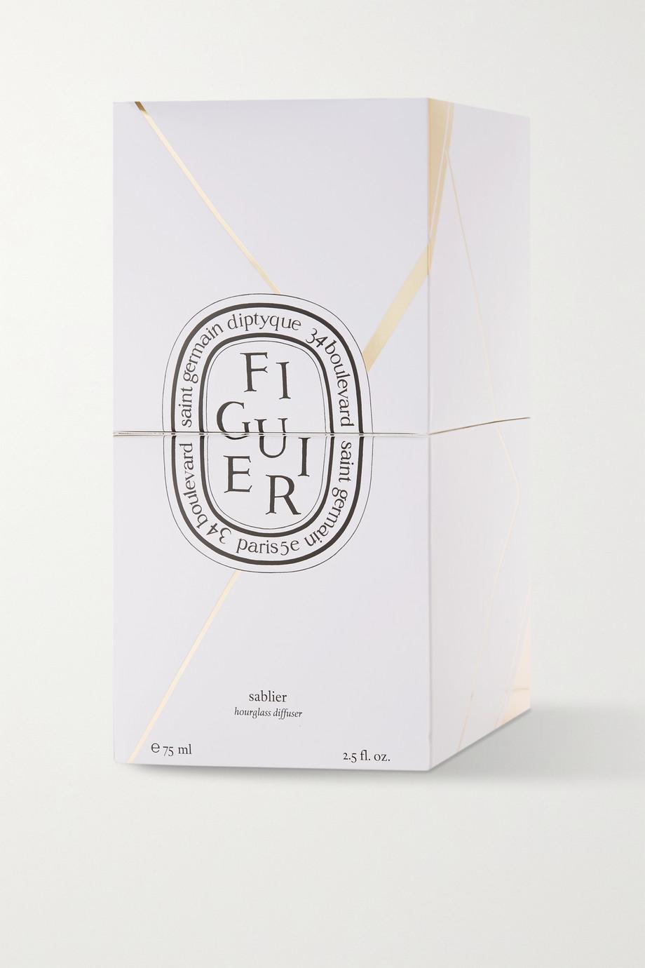 Diptyque Figuier Hourglass Diffuser, 75 ml – Diffuser