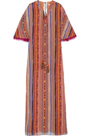Matthew Williamson Saya printed silk kaftan