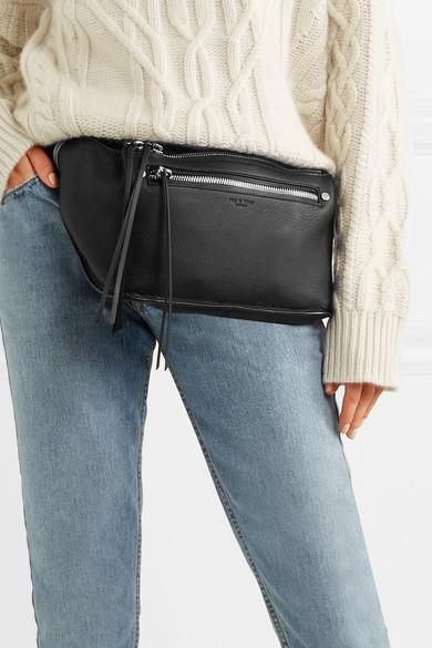 26881ebd1e6d rag   bone. Ellis large textured-leather belt bag.  315. Zoom In