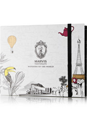 Marvis Wonders of the World Set: Royal, Karakum and Rambas Toothpaste, 3 x 25ml