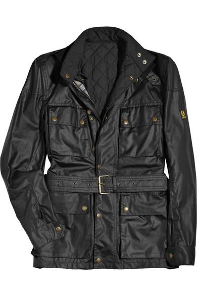 83dd99739f Belstaff | Streetmaster water-resistant waxed jacket | NET-A-PORTER.COM