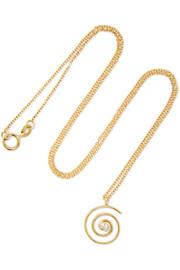 Parallel Lines 9-karat Gold Ring - 6 Beaufille ZluiSP