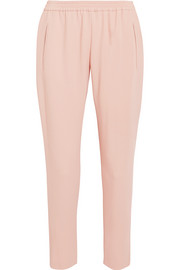 Tamara stretch-crepe tapered pants