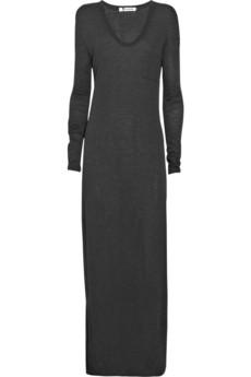 T by Alexander WangClassic jersey maxi dress