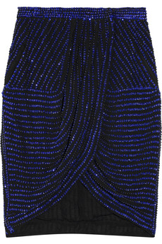 Antik Batik | Salma sequined wrap-style skirt | NET-A-PORTER.COM from net-a-porter.com