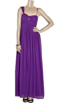 Antik Batik|Lilo silk-georgette gown|NET-A-PORTER.COM from net-a-porter.com
