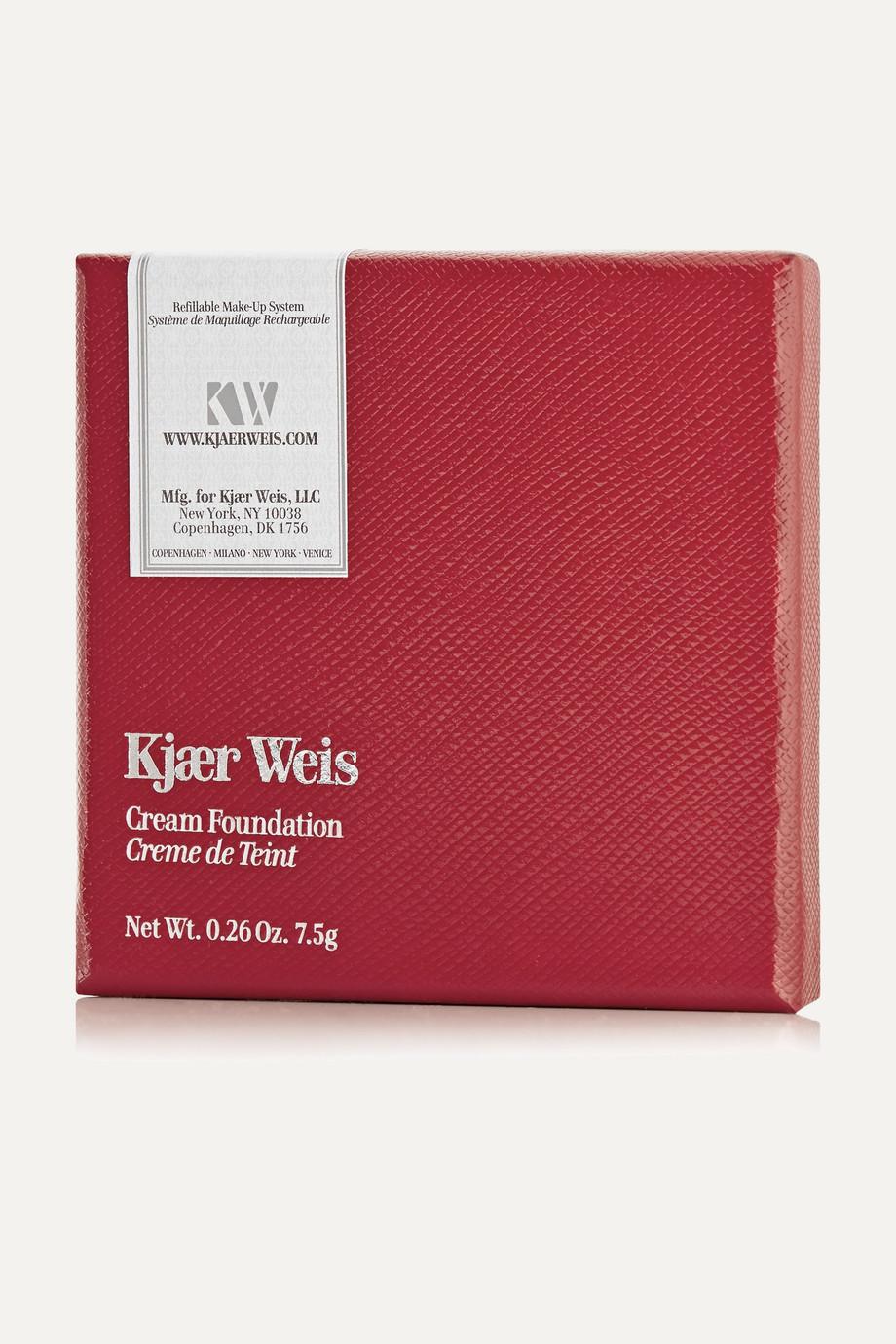 Kjaer Weis 粉底霜(色号:Subtlety)
