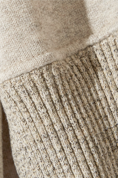 James Perse Sweatshirt aus Frottee aus einer Baumwollmischung