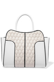 Tod's Sella quilted leather tote