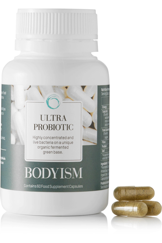 Bodyism Ultra Probiotic – Nahrungsergänzungsmittel (60 Kapseln)