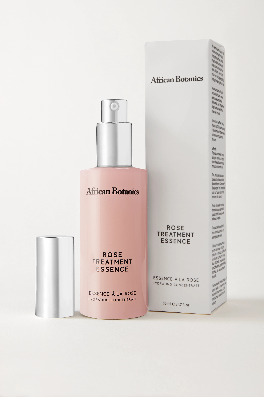 African Botanics Rose Treatment Essence, 50ml