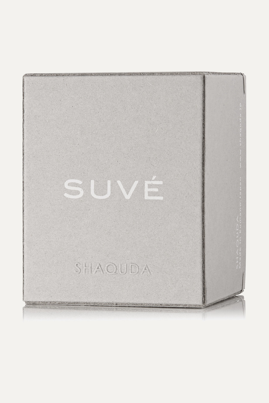 SHAQUDA Suvé Body Brush Short - Soft