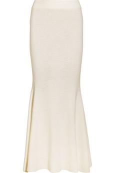 Michael Kors|Cashmere maxi skirt|NET-A-PORTER.COM from net-a-porter.com