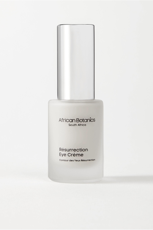 African Botanics Résurrection Eye Cream, 15ml
