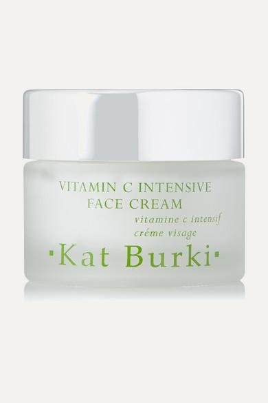 KAT BURKI VITAMIN C INTENSIVE FACE CREAM, 50ML - COLORLESS