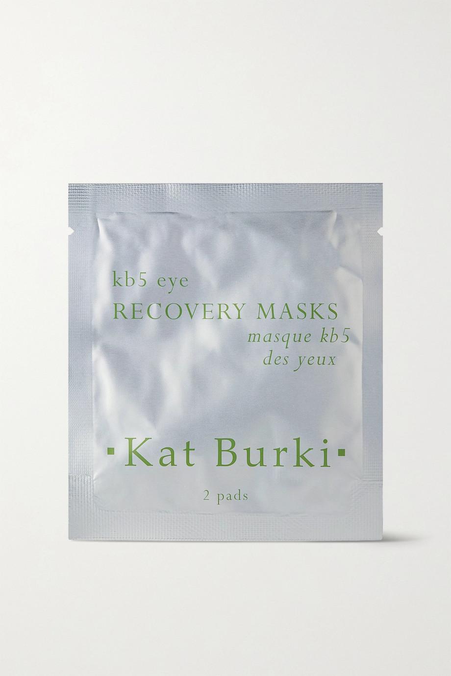 Kat Burki Masque pour les yeux Recovery KB5 x 8