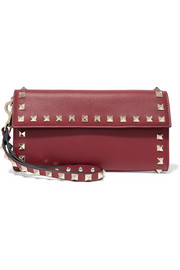 Valentino The Rockstud leather wallet