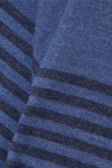Günstig Kaufen Zahlung Mit Visa A.P.C. Atelier de Production et de Création Marienere Liz Oberteil aus Jersey aus einer Baumwollmischung mit Streifen Rabatt Neue Stile i52AYm