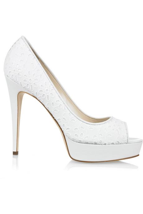 Zapatos de encaje y con peep-toe: Brian Atwood