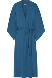 Eberjey Collette stretch-modal jersey robe