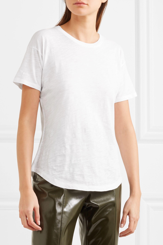 Madewell Whisper slub cotton-jersey T-shirt