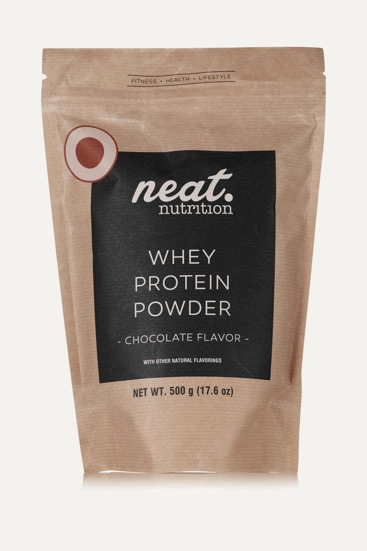 Neat Nutrition Whey Protein Powder - Chocolate, 500g