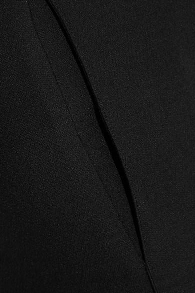 Valentino Culottes aus Crêpe aus einer Woll-Seidenmischung